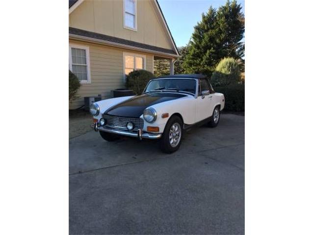 1975 MG Midget (CC-1376400) for sale in Cadillac, Michigan