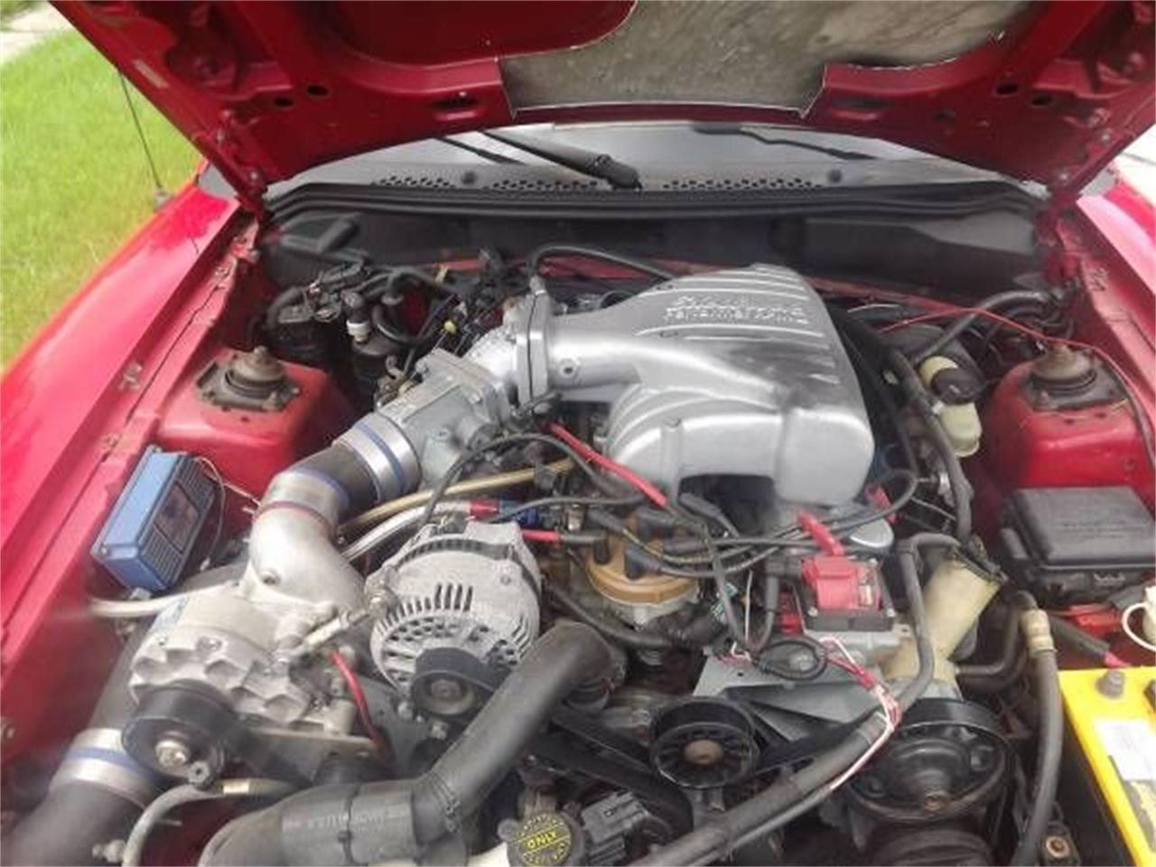 1995 Ford Mustang (CC-1376406) for sale in Cadillac, Michigan