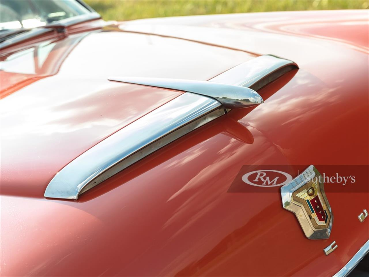 1953 Mercury Monterey (CC-1376409) for sale in Auburn, Indiana