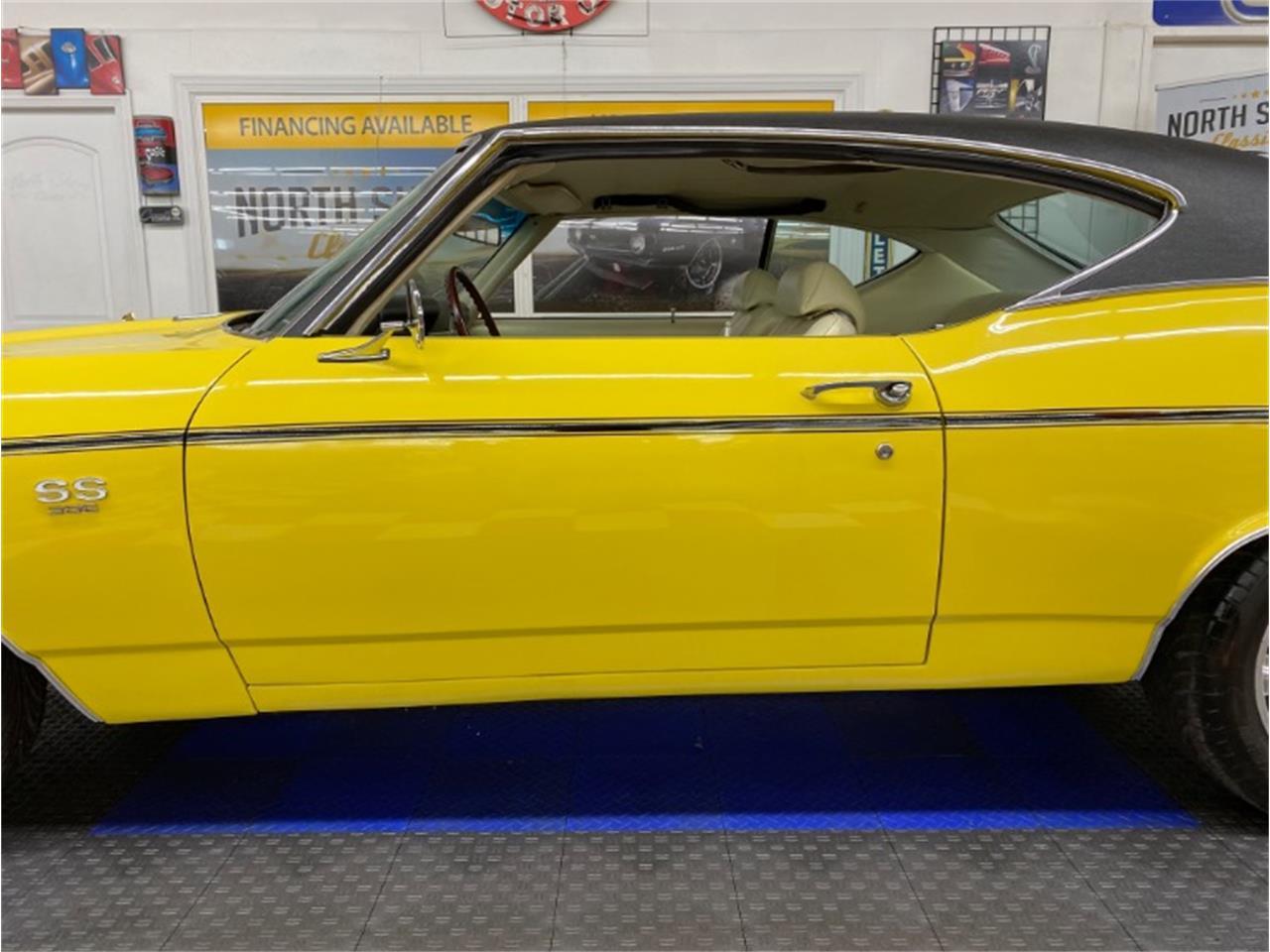1969 Chevrolet Chevelle (CC-1376420) for sale in Mundelein, Illinois