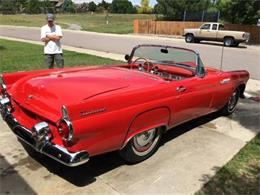 1955 Ford Thunderbird (CC-1376425) for sale in Cadillac, Michigan