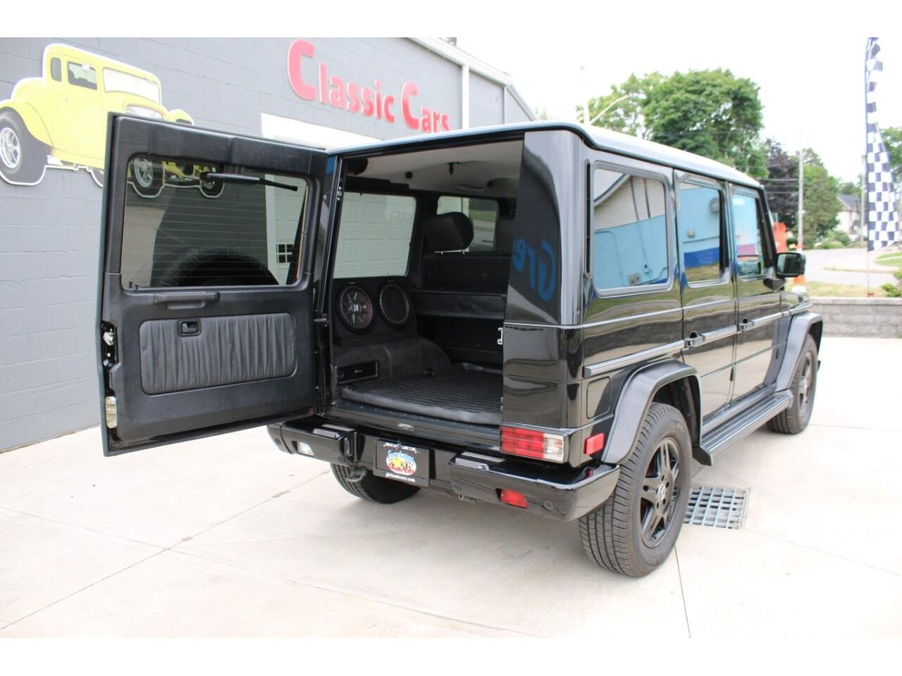 2005 Mercedes-Benz G-Class (CC-1376427) for sale in Hilton, New York