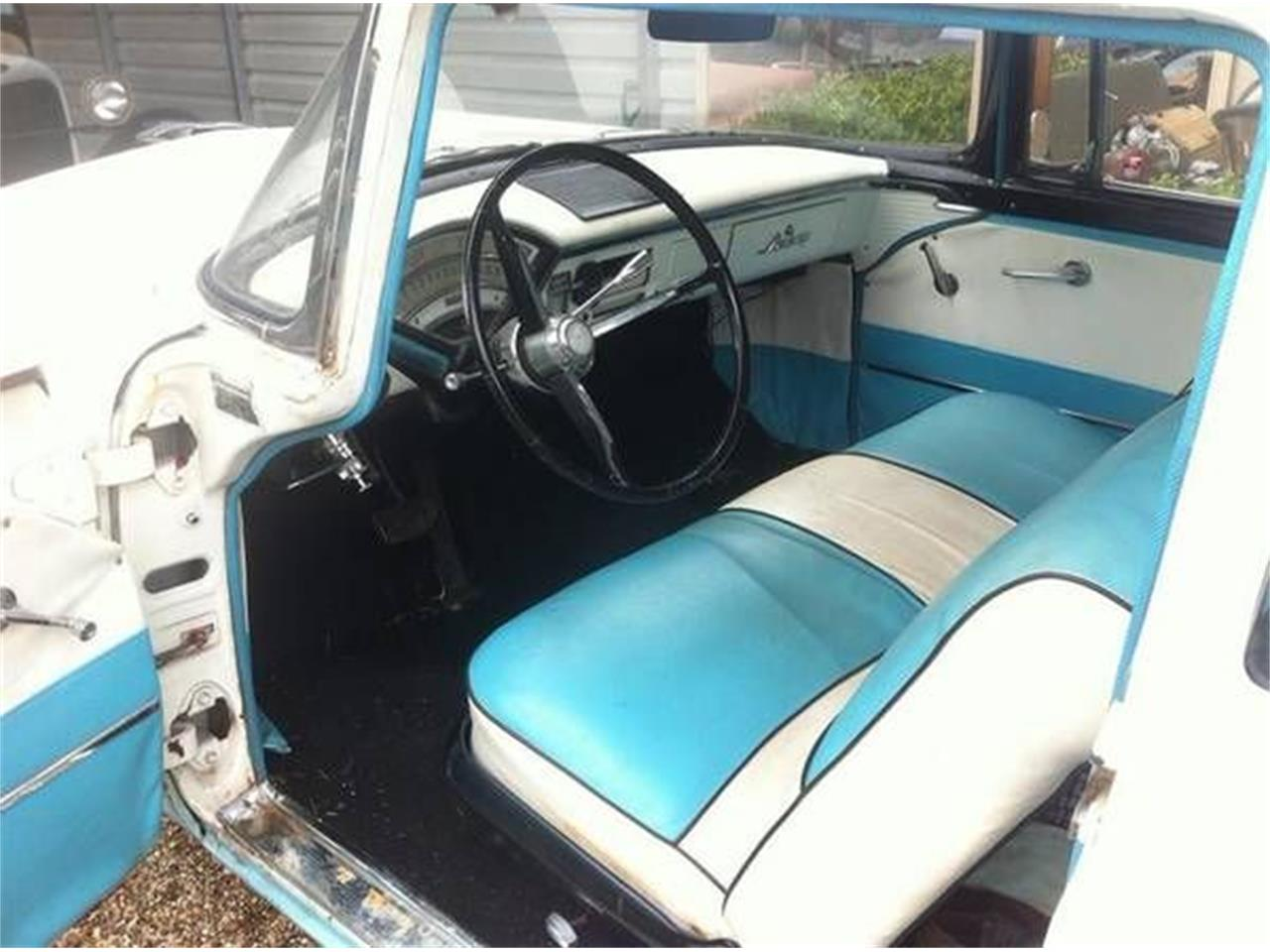 1956 Mercury Montclair (CC-1376429) for sale in Cadillac, Michigan