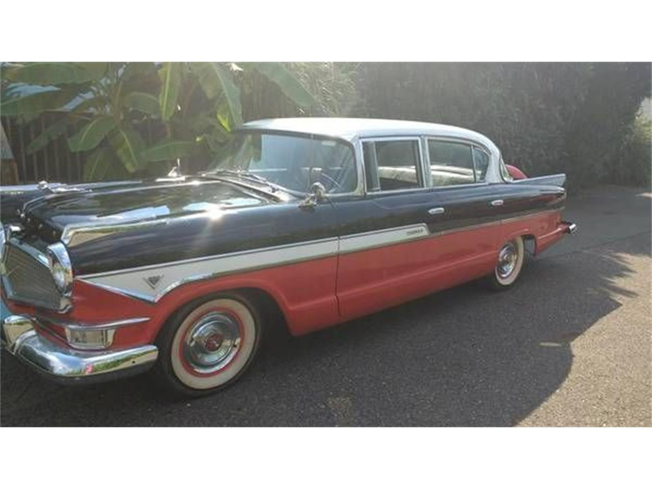 1957 Hudson Hornet (CC-1376430) for sale in Cadillac, Michigan