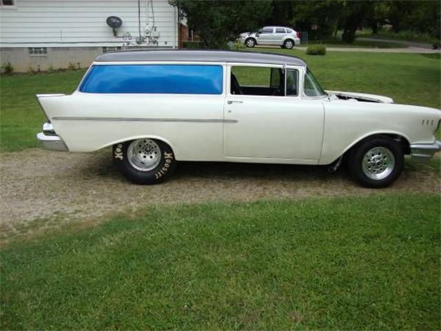 1957 Chevrolet Sedan Delivery (CC-1376433) for sale in Cadillac, Michigan