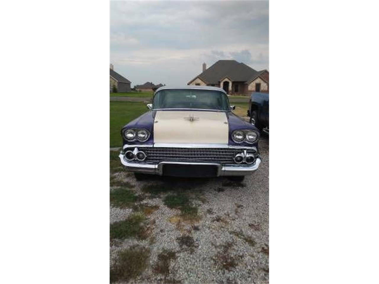 1958 Chevrolet Delray (CC-1376435) for sale in Cadillac, Michigan