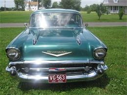 1957 Chevrolet Bel Air (CC-1376446) for sale in Cadillac, Michigan