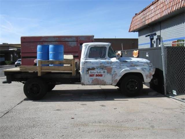 1958 Ford Flatbed Truck (CC-1376465) for sale in Cadillac, Michigan