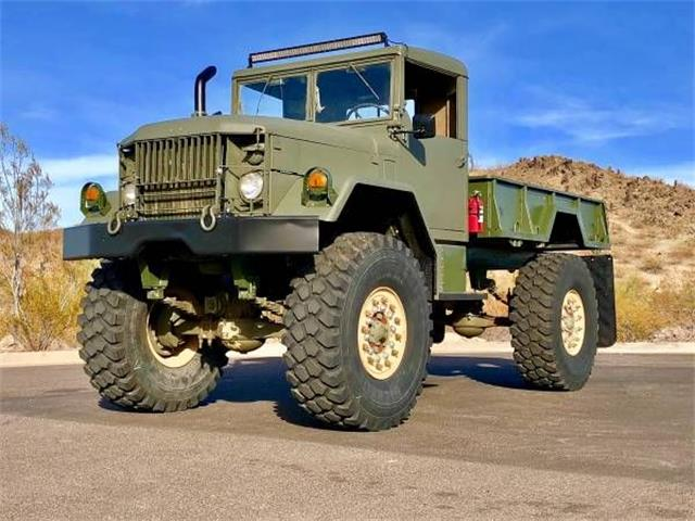 1965 Jeep CJ (CC-1376466) for sale in Cadillac, Michigan