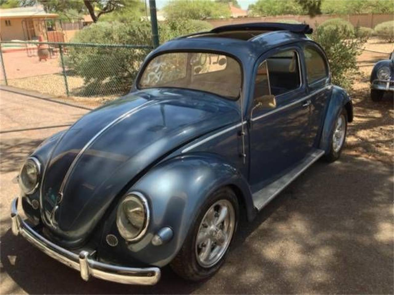 1957 Volkswagen Beetle (CC-1376471) for sale in Cadillac, Michigan