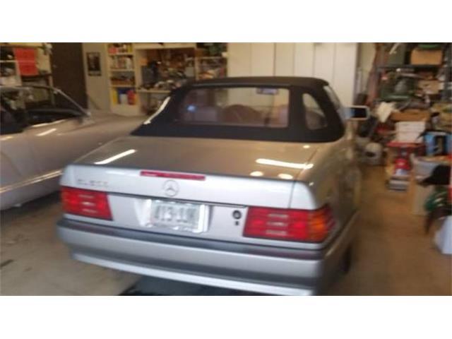 1995 Mercedes-Benz 500SL (CC-1376472) for sale in Cadillac, Michigan