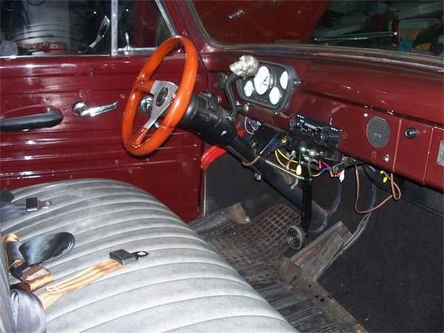 1955 Ford Pickup (CC-1376476) for sale in Cadillac, Michigan
