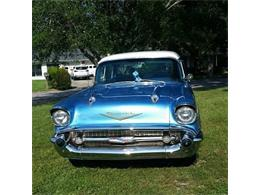 1957 Chevrolet Bel Air (CC-1376486) for sale in Cadillac, Michigan