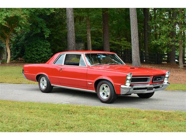 1965 Pontiac GTO (CC-1376492) for sale in Youngville, North Carolina