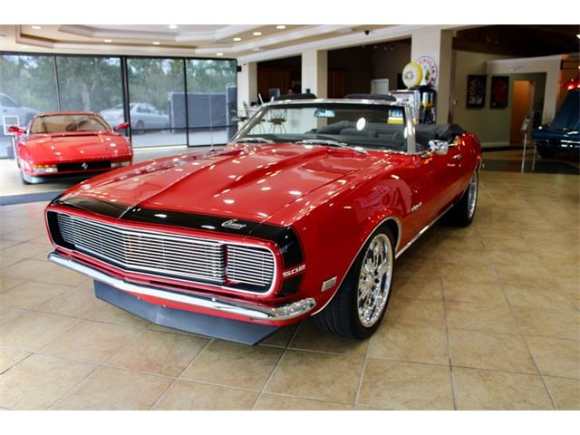 1968 Chevrolet Camaro (CC-1376494) for sale in Sarasota, Florida