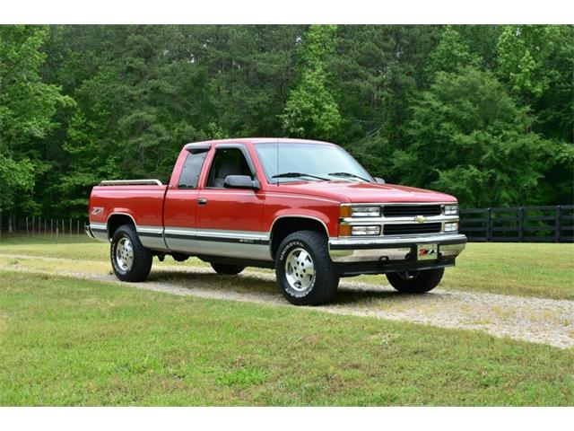 1995 Chevrolet C/K 10 (CC-1376497) for sale in Youngville, North Carolina