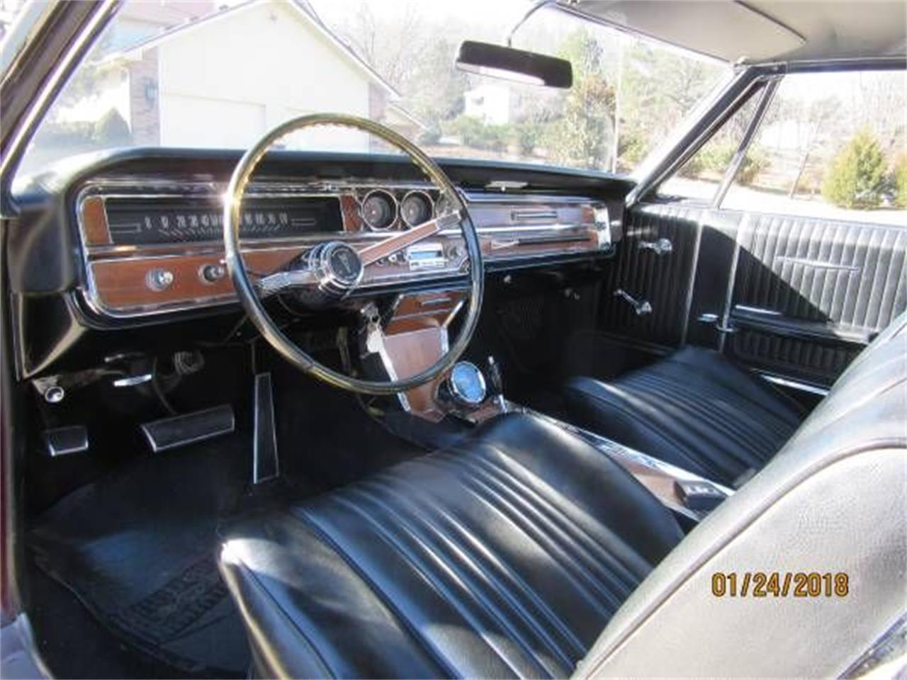 1965 Pontiac Bonneville (CC-1376501) for sale in Cadillac, Michigan