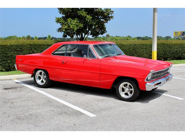 1967 Chevrolet Nova (CC-1376503) for sale in Sarasota, Florida