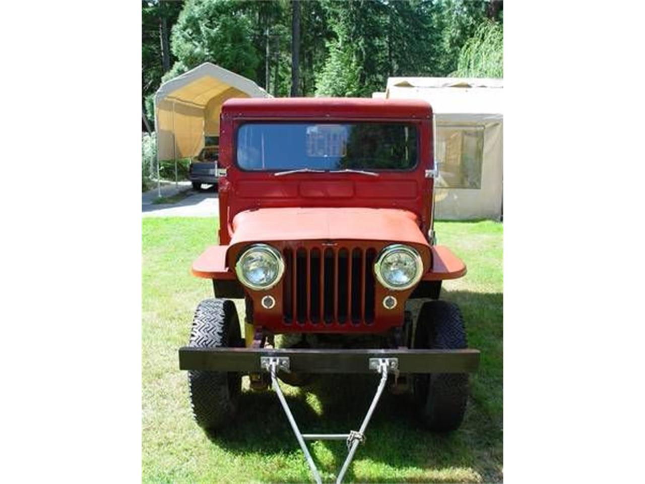 1950 Willys Jeep (CC-1376505) for sale in Cadillac, Michigan
