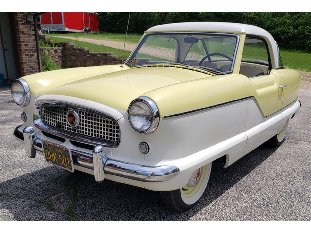 1958 Metropolitan Coupe (CC-1376508) for sale in Youngville, North Carolina