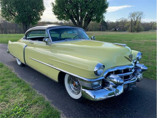 1953 Cadillac Coupe (CC-1376515) for sale in Youngville, North Carolina