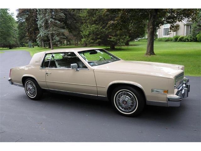 1985 Cadillac Eldorado (CC-1376520) for sale in Youngville, North Carolina