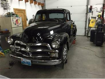 1954 Chevrolet Pickup (CC-1376521) for sale in Cadillac, Michigan