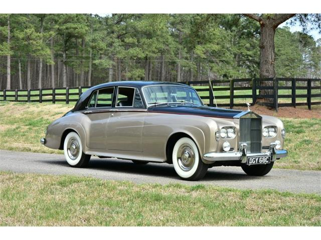 1965 Rolls-Royce Silver Cloud (CC-1376522) for sale in Youngville, North Carolina