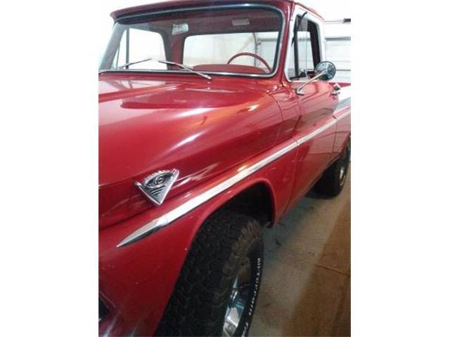 1965 GMC 100 (CC-1376526) for sale in Cadillac, Michigan