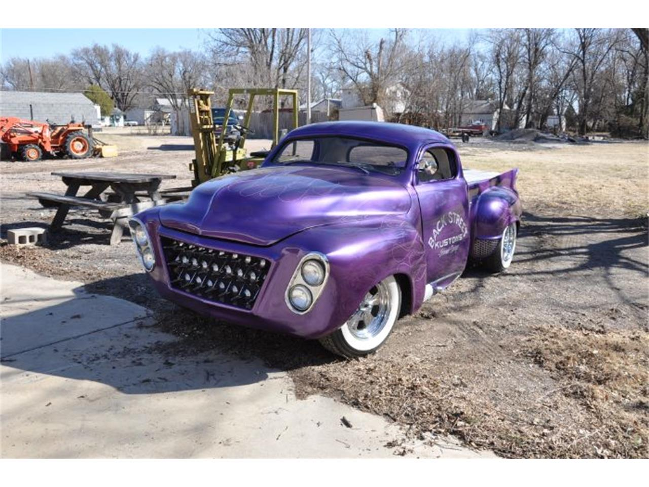 1950 Studebaker Custom (CC-1376536) for sale in Cadillac, Michigan