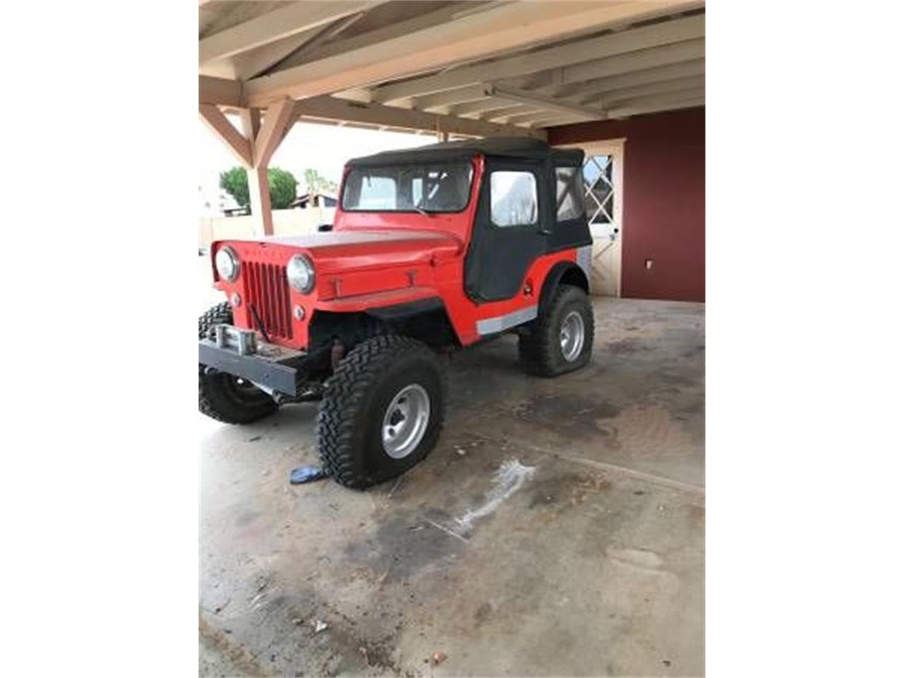 1954 Willys Jeep (CC-1376538) for sale in Cadillac, Michigan