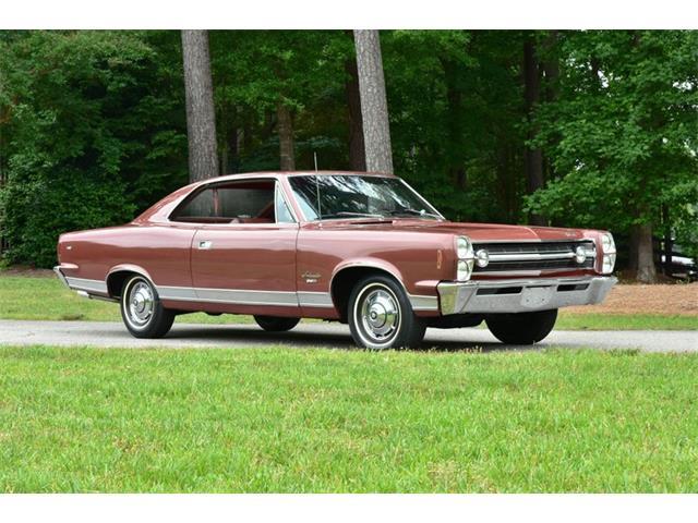 1968 AMC Ambassador (CC-1376539) for sale in Youngville, North Carolina