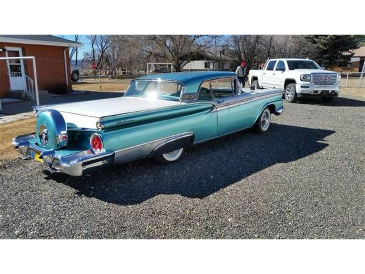 1959 Ford Galaxie (CC-1376543) for sale in Cadillac, Michigan