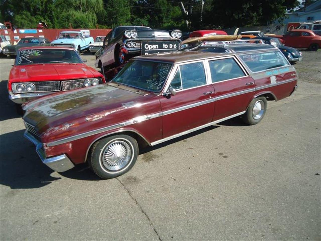 1965 Buick Sport Wagon (CC-1376550) for sale in Jackson, Michigan