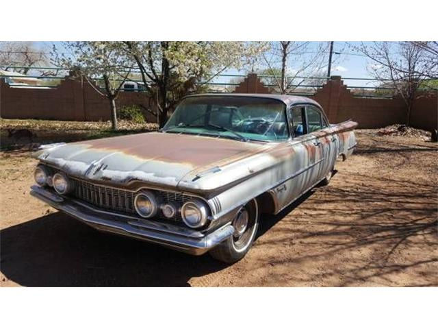 1959 Oldsmobile Super 88 (CC-1376557) for sale in Cadillac, Michigan