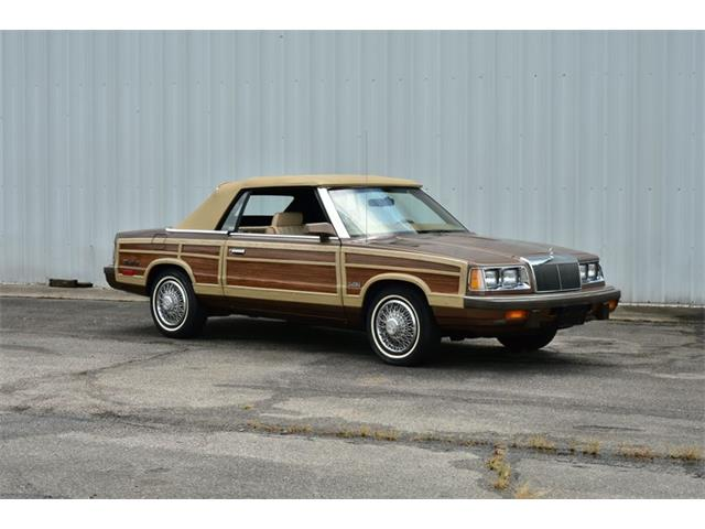 1986 Chrysler 200 (CC-1376564) for sale in Youngville, North Carolina