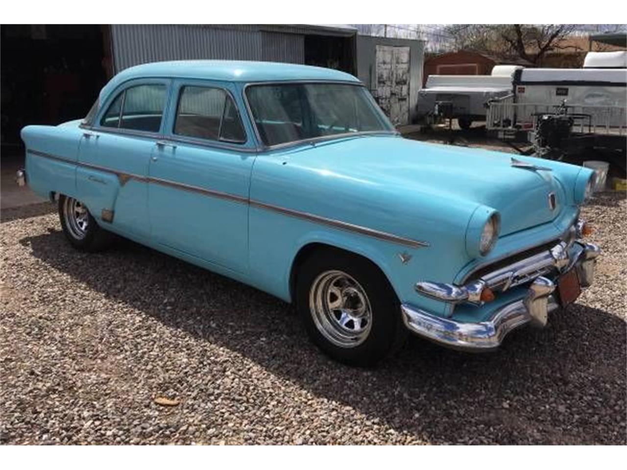 1954 Ford Customline (CC-1376565) for sale in Cadillac, Michigan