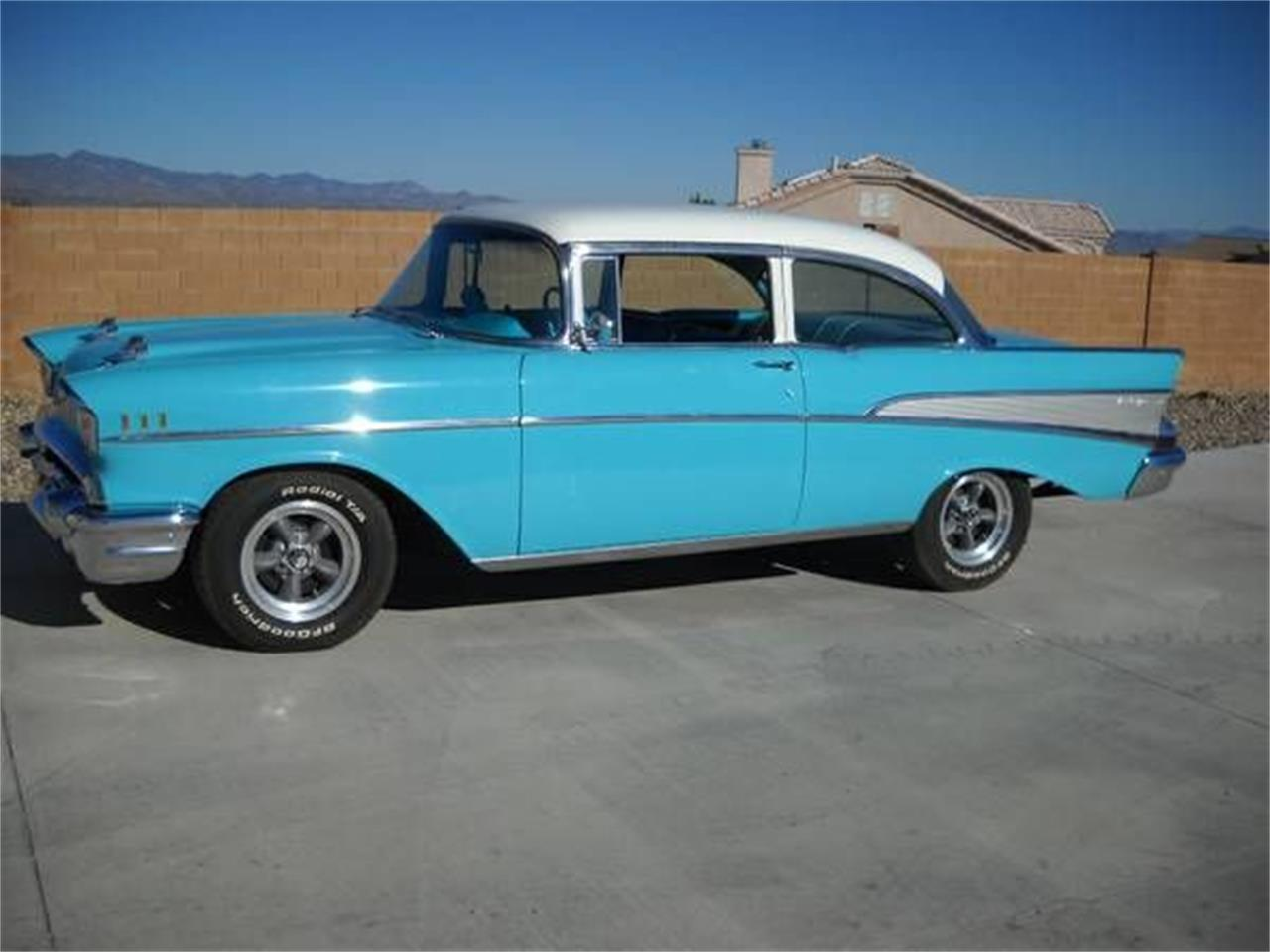 1957 Chevrolet Bel Air (CC-1376571) for sale in Cadillac, Michigan