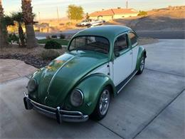 1957 Volkswagen Beetle (CC-1376572) for sale in Cadillac, Michigan
