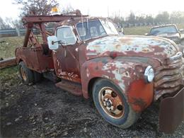 1950 Chevrolet Tow Truck (CC-1376578) for sale in Jackson, Michigan