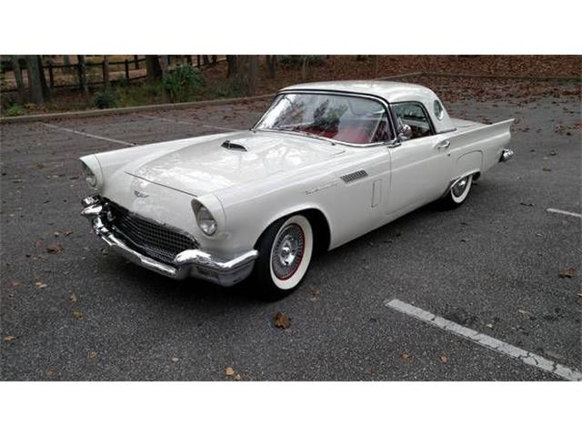 1957 Ford Thunderbird (CC-1376579) for sale in Cadillac, Michigan