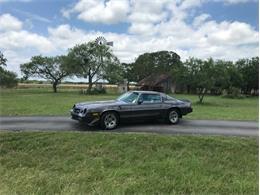 1981 Chevrolet Camaro (CC-1376585) for sale in Fredericksburg, Texas