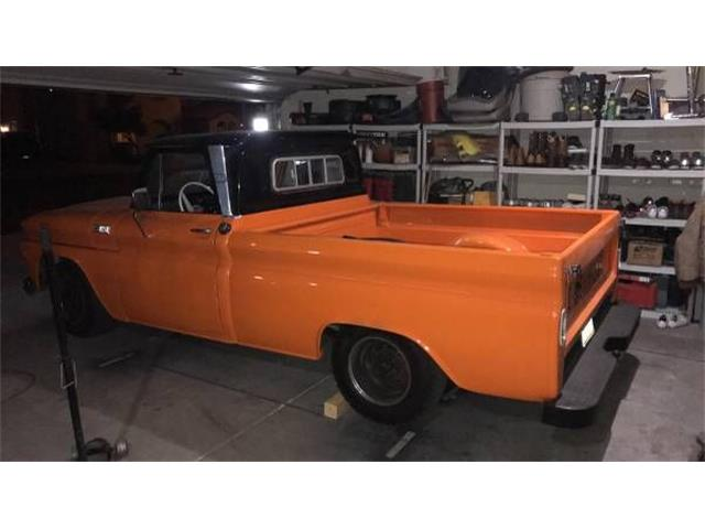 1965 Chevrolet C10 (CC-1376587) for sale in Cadillac, Michigan
