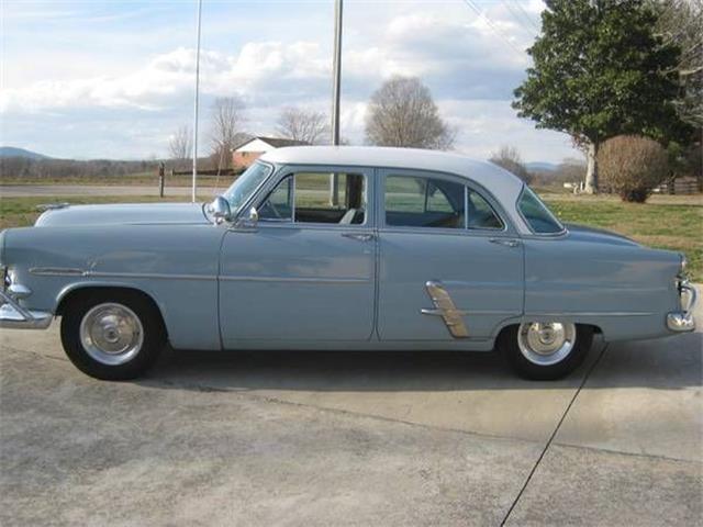 1953 Ford Customline (CC-1376594) for sale in Cadillac, Michigan