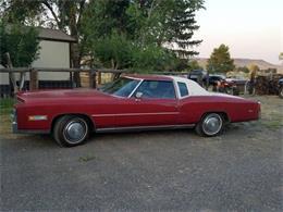 1975 Cadillac Eldorado (CC-1376602) for sale in Cadillac, Michigan