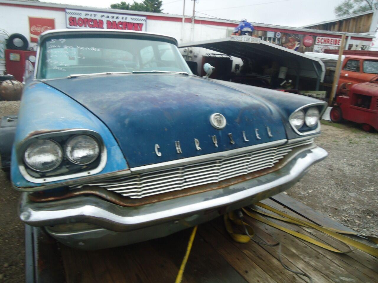 1957 Chrysler Windsor (CC-1376605) for sale in Jackson, Michigan