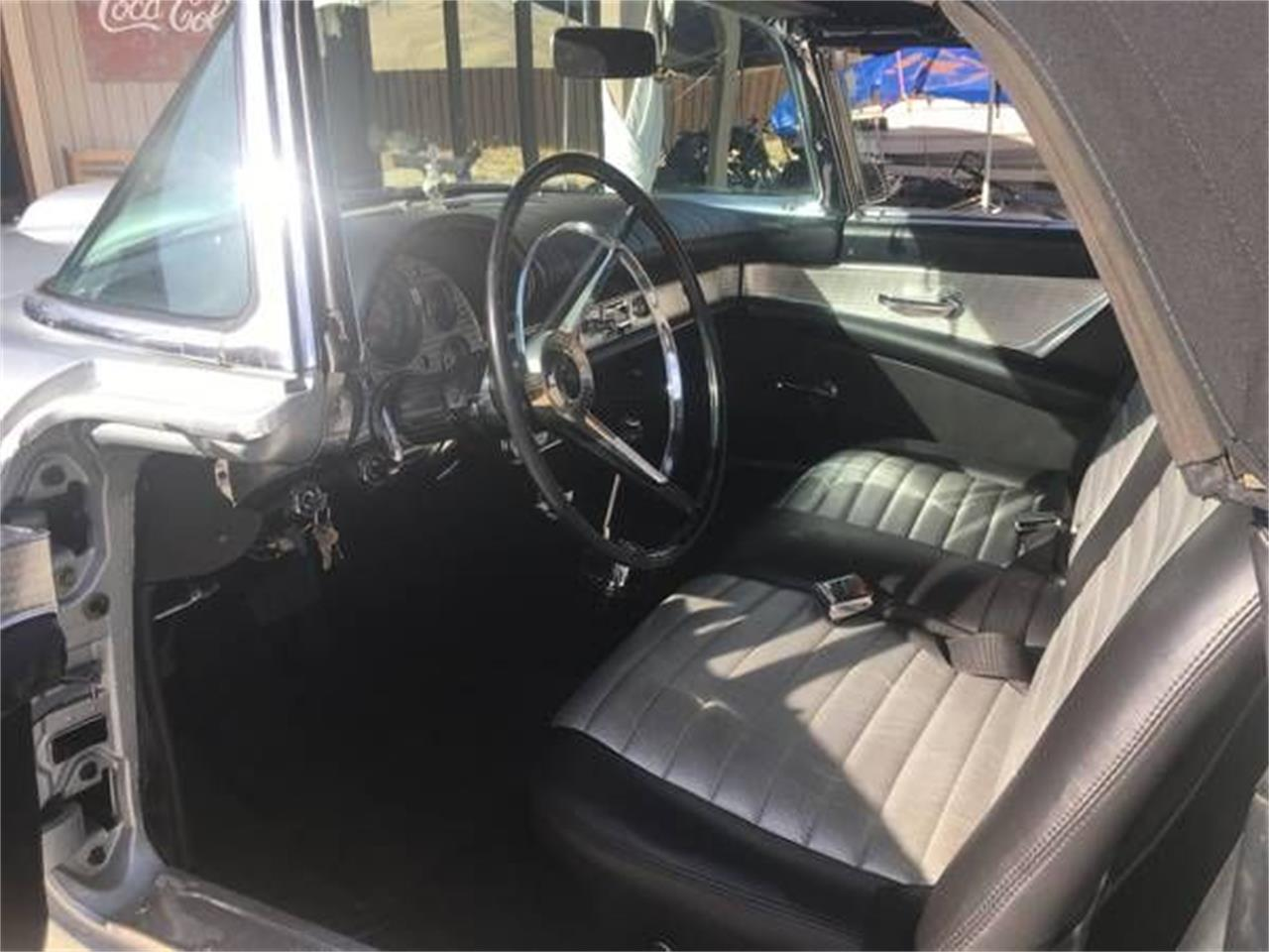 1957 Ford Thunderbird (CC-1376606) for sale in Cadillac, Michigan