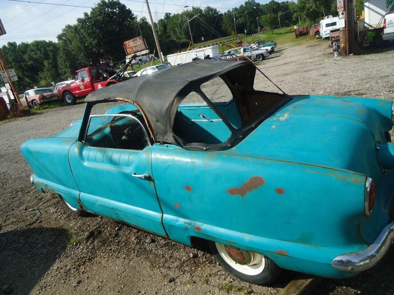 1954 Nash Metropolitan (CC-1376616) for sale in Jackson, Michigan
