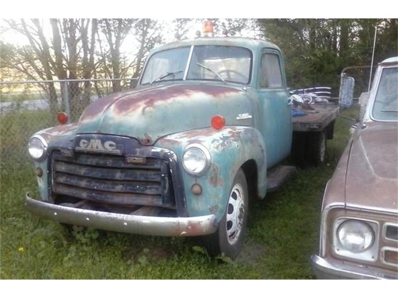 for sale 1952 gmc 3500 in cadillac, michigan cars - cadillac, mi at geebo