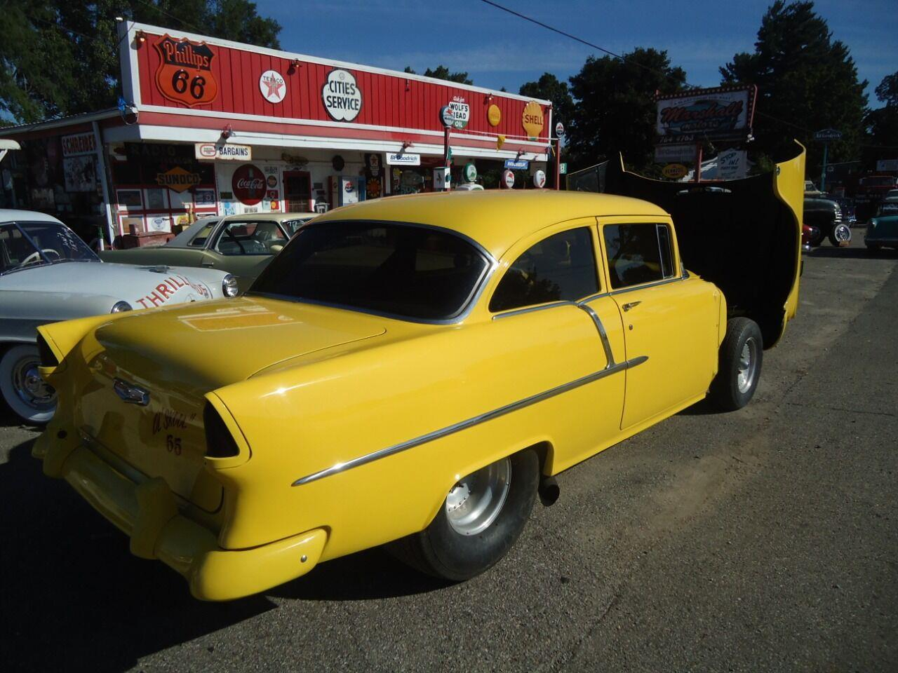 1955 Chevrolet 210 (CC-1376618) for sale in Jackson, Michigan